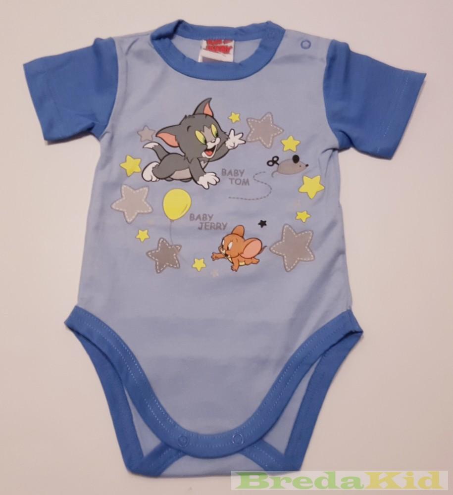 Tom   Jerry Rövid Ujjú Body (Fehér 4d4a82a3a1
