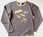 Fiú Denevéres Hosszú Ujjú Póló (Bat)