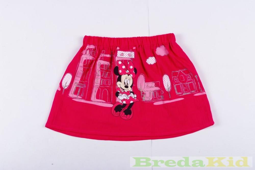 6f1a44973c Disney Minnie Vékony Szoknya (Pink, Rózsaszín) - BredaKid Gyerekruha ...