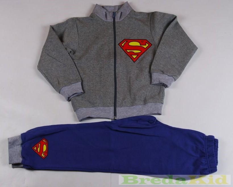 Superman Szabadidő - BredaKid Gyerekruha Webáruház 1a17a53963