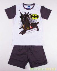 Batman Együttes (Fehér-Szürke)(128cm, 134cm, 140cm, 146cm)