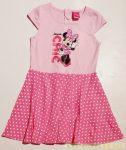 Disney Minnie Rövid Ujjú Nyári Ruha (Chic)(Kék, Rózsa Karikás, Rózsa Pöttyös)
