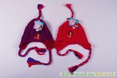 Disney Violetta Téli Sapka (54cm, 56cm) UTOLSÓ DARABOK