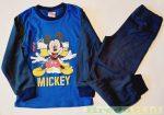 Disney Mickey Pizsama (Kék, Szürke/Sötétkék, Középkék/Sötétkék)