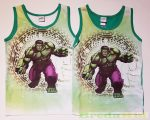 Avengers (Bosszúállók) Trikó (Hulk Zöld)