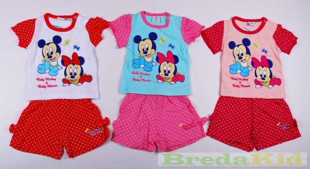 af9723621c Disney Minnie Bébi Együttes - BredaKid Gyerekruha Webáruház