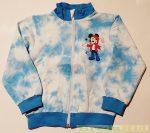 Disney Mickey Batikolt Vékony Cipzáras Kardigán