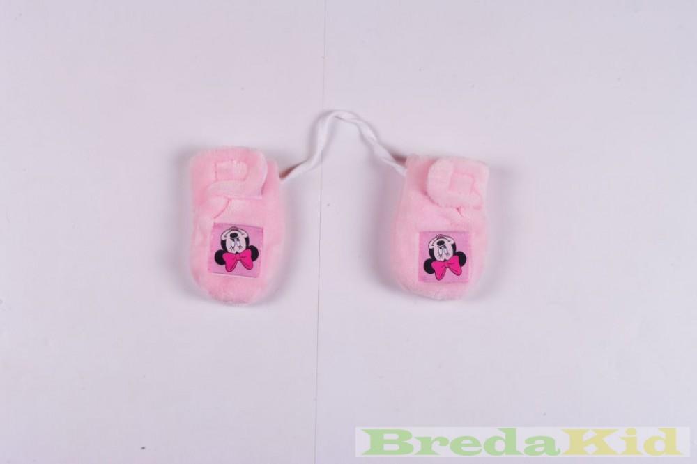 32b84b1420 Disney Minnie Bébi Wellsoft Kesztyű (2 méret, Rózsaszín) UTOLSÓ DARAB