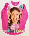 Disney Soy Luna Hosszú Ujjú Póló (Pink, Kék, Rózsaszín)