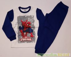 Pókember Pizsama (Fehér/Kék, Fehér/Sötétkék)