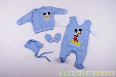 Disney Mickey Bébi Kihozócsomag (50cm, 56cm, 62cm)