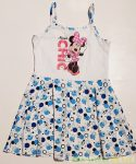 Disney Minnie Spagettipántos Nyári Ruha (Kék, Rózsa)(Chic)