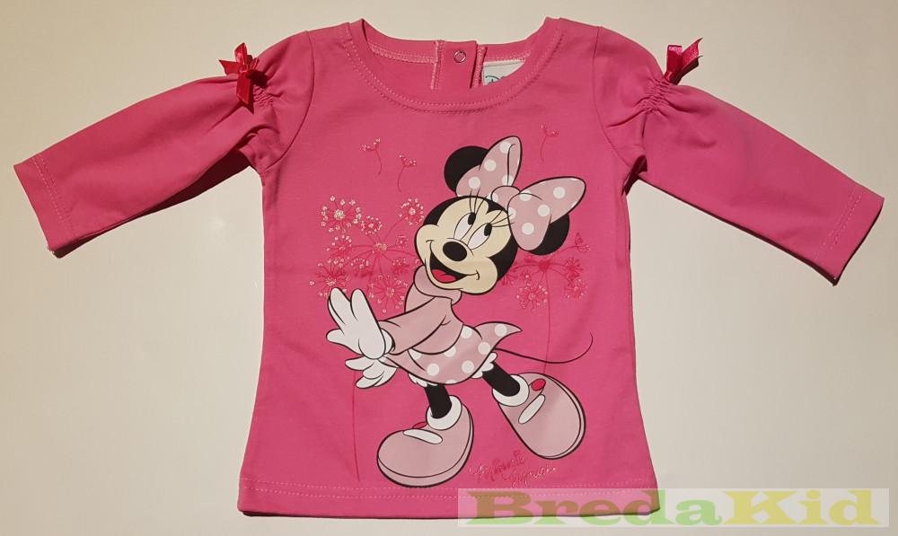 Disney Minnie Hosszú Ujjú Póló (Rózsaszín abb1f52d80