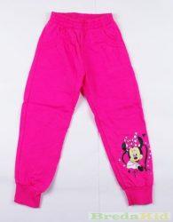 Disney Minnie Bolyhos Nadrág (110cm, 4 év, rózsaszín) UTOLSÓ DARAB