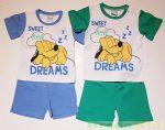 Disney Mickey (Plutó) Együttes (Zöld, Kék)