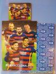 FC Barcelona Ágyneműhuzat Felnőtt Méret (140x200cm) UTOLSÓ DARABOK