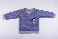 Disney Mickey Kötött Pulóver (Kék)