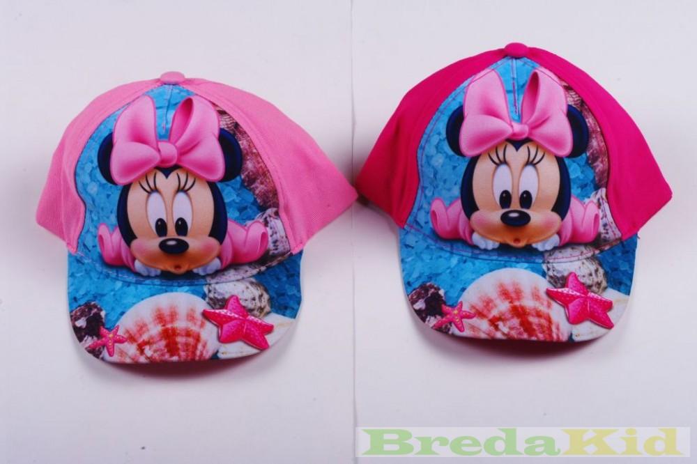 Disney Minnie Baseball Hat - BredaKid Gyerekruha Webáruház 619e19de88