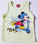 Disney Mickey Trikó (Zöld)(98cm, 122cm) UTOLSÓ DARABOK