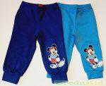 Disney Mickey Vékony Nadrág (Világoskék, Középkék)