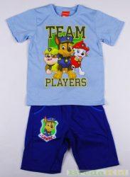 Mancs Őrjárat Bébi Együttes (Team Players)(86cm, 1-1,5 év, Kék) UTOLSÓ DARAB