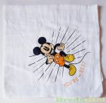 Disney Mickey Textilpelenka (70X70cm)(You are the best) UTOLSÓ DARAB