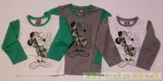 Disney Mickey Hosszú Ujjú Póló (Terepmintás)