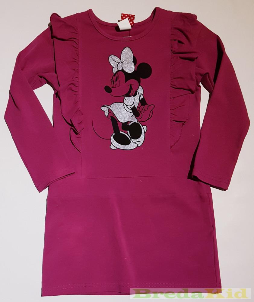 Disney Minnie Hosszú Ujjú Ruha (Pink 61801a5d1f
