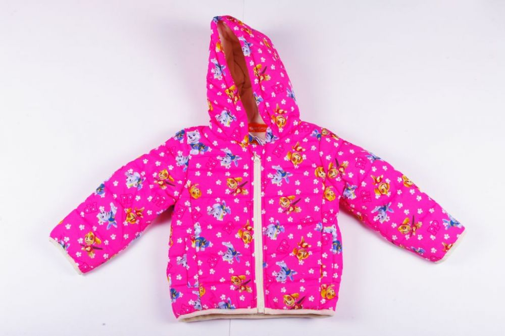 c08a0539c4 Mancs Őrjárat Lány Átmeneti-Téli Kabát (98cm, 2 év, Rózsaszín) UTOLSÓ DARAB
