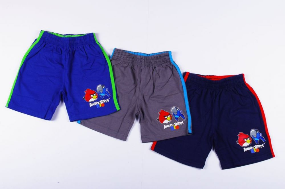 Angry Birds Cotton Short - BredaKid Gyerekruha Webáruház a607391726