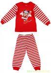 Disney Minnie Pizsama (Karácsonyi Csíkos)