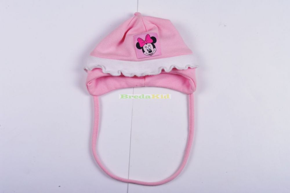 Disney Minnie Baby Napped Cotton Hat With Strings LAST PIECE (74cm ... a37d92d4e8