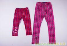 Disney Jégvarázs Bolyhos Leggings (Pink, Rózsaszín)