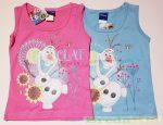 Disney Jégvarázs (Olaf) Trikó (Fehér, Pink, Kékek, Zöld)