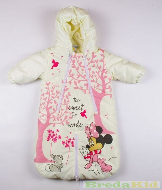 Disney Minnie Winter Overall LAST PIECES (56 62cm 2f86ecc325