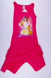 Disney Violetta Nyári Ruha (152cm, 158cm, 164cm, Rózsaszín) UTOLSÓ DARABOK