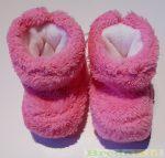Lány Bébi Wellsoft Kocsicipő - Rózsaszín (9-12 hó) UTOLSÓ DARAB