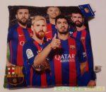 FC Barcelona Párna (38X38cm)