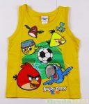 Angry Birds Trikó (98cm, 2 év, Sárga) UTOLSÓ DARAB