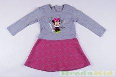Disney Minnie Hosszú Ujjú Ruha (Szürke e395c7ede6