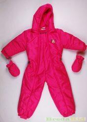Disney Minnie Téli Átalakítható Overál (92/98cm, 1,5-2 év, Rózsaszín) UTOLSÓ DARAB