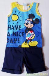Disney Mickey Trikós Együttes (Sárga, Kék)