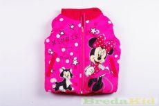 Disney Minnie Vízlepergetős Mellény (Csillagos Rózsaszín)(92cm, 98cm, 110cm) UTOLSÓ DARABOK