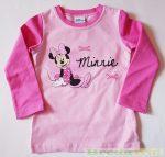 Disney Minnie Bolyhos Pulóver