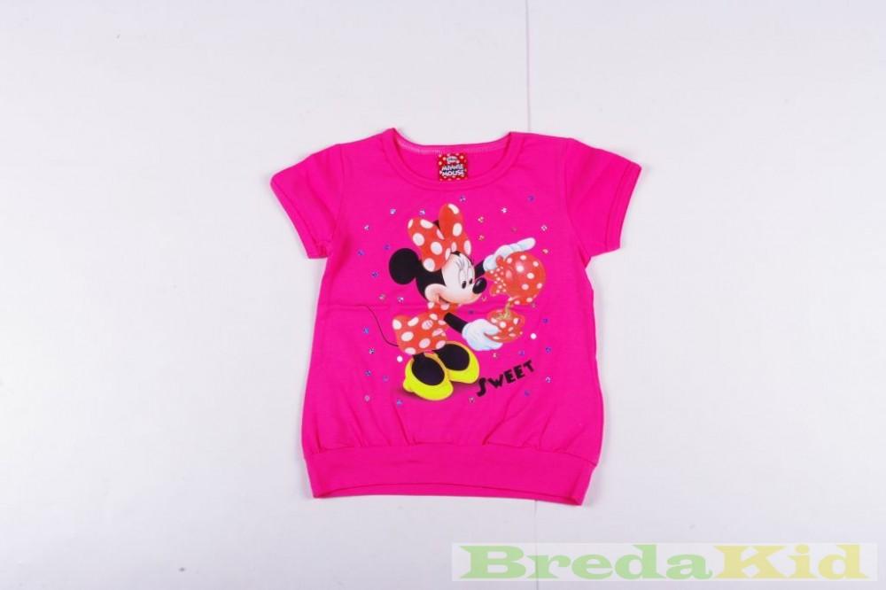 Disney Minnie Rövid Ujjú Póló (Alul Passzés)(98cm 372b884c76