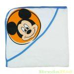 Disney Mickey Bébi Flottír Törölköző (100X100cm)