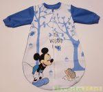 Disney Mickey Bébi Bolyhos Egybe Hálózsák (Mókusos)
