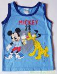 Disney Mickey Trikó (Világoskék, Középkék, Szürke)