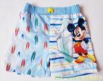 Disney Mickey Bermuda Nadrág / Rövidnadrág / Fürdőnadrág (Kék Szörfdeszkás)