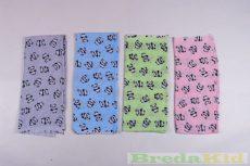 Mintás Textilpelenka (Pandás) UTOLSÓ DARABOK